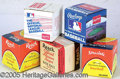 Miscellaneous, FIVE BOXED MAJOR LEAGUE BASEBALLS. In the new wave of memorabil...