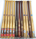 Miscellaneous, COMMEMORATIVE BAT COLLECTION. Twelve commemorative bats comprise...