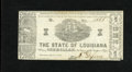Obsoletes By State:Louisiana, Shreveport, LA- State of Louisiana $1 Mar. 1, 1864. This is the variety with a ship at center. We have encountered only a fe...