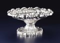 Silver Holloware, Continental:Holloware, An Austro-Hungarian Silver Centerpiece. Unknown maker, Krakow,Poland. Circa 1872-1918. Silver. Marks: 3, (Diana hea...