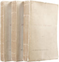 Books:First Editions, Percy Florence Shelley: Shelley and Mary., (no publicationinformation, likely 1882), three volumes, 1243 pages, brown p...(Total: 2 )