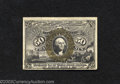 Fractional Currency:Second Issue, Second Issue 50c, Fr-1322, Choice About Uncirculated. The ...