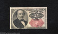 Fractional Currency:Fifth Issue, Fifth Issue 25c, Fr-1309, Crisp Uncirculated. The paper for ...
