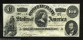 Confederate Notes:1862 Issues, 1862 $100 Soldiers on left; Lucy Holcombe Pickens in center; ...