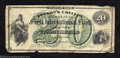 Obsoletes By State:Ohio, 1870 $20 Nelson's College Currency First International Bank ...