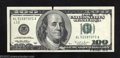 Error Notes:Ink Smears, 1996 $100 Federal Reserve Note, Fr-2175-L, Crisp Uncirculated. ...