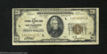Small Size:Federal Reserve Bank Notes, 1929 $20 Federal Reserve Bank Note, Fr-1870-L, VF. This is a ...