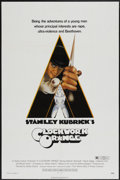 "Movie Posters:Science Fiction, A Clockwork Orange (Warner Brothers, 1972). One Sheet (27"" X 41""). Science Fiction...."
