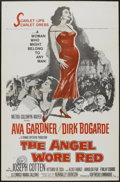 """Movie Posters:War, The Angel Wore Red (MGM, 1960). One Sheet (27"""" X 41""""). War...."""