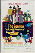 "Movie Posters:Animated, Yellow Submarine (United Artists, 1968). One Sheet (27"" X 41"").Animated...."