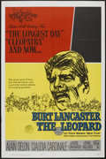 "Movie Posters:War, The Leopard (20th Century Fox, 1963). One Sheet (27"" X 41"").War...."