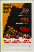 "Movie Posters:War, The Devil's Brigade (United Artists, 1968). One Sheet (27"" X 41"").War...."