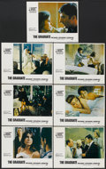 """Movie Posters:Comedy, The Graduate (Embassy, R-1972). One Sheet (27"""" X 41"""") and Lobby Cards (7) (11"""" X 14""""). Comedy.... (Total: 8 Items)"""