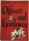Books:First Editions, Evelyn Waugh. Officers and Gentlemen. Boston: Little, Brownand Company, [1955]....
