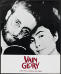 """Movie Posters:Documentary, Vain Glory (Word Films, 1985). College Poster (17"""" X 21.5""""). Documentary...."""