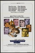"""Movie Posters:Mystery, The Midnight Man (Universal, 1974). One Sheet (27"""" X 41""""). Mystery...."""