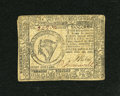 Colonial Notes:Continental Congress Issues, Continental Currency February 26, 1777 $8 Fine....