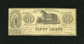 Obsoletes By State:Louisiana, New Orleans, LA- Second Municipality 50¢ Dec. 12, 1839. ...