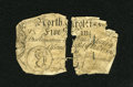 Colonial Notes:North Carolina, North Carolina March 9, 1754 5s Poor....