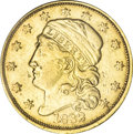 Early Quarter Eagles, 1832 $2 1/2 XF40 PCGS....