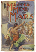 Books:First Editions, Edgar Rice Burroughs: The Master Mind of Mars. Chicago: A.C. McClurg & Co., 1928....