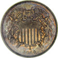 Patterns, 1864 2C Two Cents, Judd-371, Pollock-440, Low R.6, PR61 PCGS....
