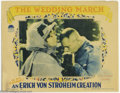 """Movie Posters:Drama, Wedding March, The (Paramount, 1928). Lobby Card (11"""" X 14""""). Oneof Erich Von Stroheim's best, this film is set during the ..."""