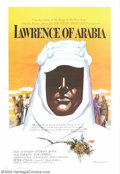 """Movie Posters:Drama, Lawrence of Arabia (Columbia, 1962). One Sheet (27"""" X 41""""). Director David Lean was a master storyteller of the great histor..."""
