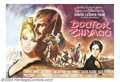 """Movie Posters:Drama, Doctor Zhivago (MGM, 1965). British Quad (30"""" X 40""""). This is the country of origin poster for this classic David Lean epic...."""