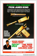 """Movie Posters:Action, Man With the Golden Gun (United Artists, 1974). Advance One Sheet (27"""" X 41""""). Roger Moore returns as James Bond, Secret Age..."""