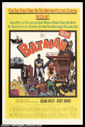 """Movie Posters:Fantasy, Batman (20th Century Fox, 1966). One Sheet (27"""" X 41""""). Over thirty-five years ago, Americans from all walks of life were gl..."""