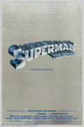 """Movie Posters:Fantasy, Superman, the Movie (Warner Brothers, 1978). Advance Mylar One Sheet (27"""" X 41""""). Director Richard Donner's blockbuster film..."""