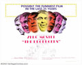 """Movie Posters:Musical, The Producers (MGM, 1968). Half Sheet (22"""" X 28""""). Mel Brooks' first directorial effort didn't fair well upon its initial re..."""