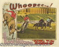 "Movie Posters:Western, King of the Rodeo (Universal, 1929). (3) Lobby Cards (11"" X 14"").This film was one of Hoot Gibson's final silent westerns, ...(Total: 3 pieces Item)"
