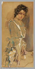 Original Illustration Art:Mainstream Illustration, Howard Chandler Christy (1873-1952) Original Advertising Art(1918).. Possibly published as part of the World War I United S...
