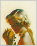 Original Illustration Art:Pin-up and Glamour Art, Edwin A. Georgi (1896-1964) Original Illustration (1950-1960).. Oil on board, framed (28 x 24.5), sight size approximately 1...