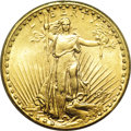 Saint-Gaudens Double Eagles, 1927-S $20 AU58 PCGS....