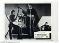 """Music Memorabilia:Photos, Beatles - Music Memorabilia, Beatles U.K. Front of House Stills for """"A Hard Day's Night"""" (1964). (8) 8"""" X 10"""" black and whit... (Total: 8 pieces Item)"""