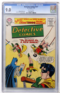 Detective Comics #237 (DC, 1956) CGC VF/NM 9.0 Off-white pages