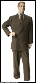 "Hollywood Memorabilia:Costumes, Jim Carrey - Screen-Worn Movie Costume from ""Liar, Liar"". One ofthe most in demand comedians in Hollywood, Jim Carrey's inc..."