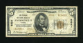 National Bank Notes:Florida, Jacksonville, FL - $5 1929 Ty. 2 The Florida NB Ch. # 8321. A solid Very Fine specimen....