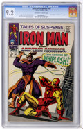 Silver Age (1956-1969):Superhero, Tales of Suspense #97 (Marvel, 1968) CGC NM- 9.2 Off-white to white pages....