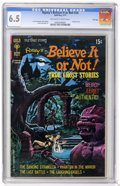 Bronze Age (1970-1979):Horror, Ripley's Believe It Or Not #24 File Copy (Gold Key, 1971) CGC FN+6.5 Off-white to white pages....