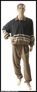 "Hollywood Memorabilia:Costumes, Vincent Pastore - ""Sopranos"" Screen-Worn Original Costume. HBO's ""The Sopranos"" has won a number of Emmys for its unique and..."