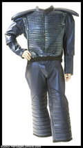 "Hollywood Memorabilia:Costumes, John Travolta - Screen-Worn Movie Costume from ""Battlefield Earth"".A custom-created, handmade garment consisting of pants a..."