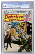 Golden Age (1938-1955):Superhero, Detective Comics #204 (DC, 1954) CGC FN/VF 7.0 Off-white pages....
