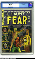 Golden Age (1938-1955):Horror, The Haunt of Fear #4 Gaines File pedigree (EC, 1950) CGC NM+ 9.6Off-white pages. Feldstein cover. Ingels, Wood, Kamen, and ...