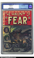 Golden Age (1938-1955):Horror, The Haunt of Fear #13 Gaines File pedigree Certificate Missing (EC,1956) CGC NM+ 9.6 Off-white to white pages. Johnny Craig...