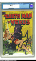 Golden Age (1938-1955):Science Fiction, An Earth Man on Venus #nn (Avon, 1951) CGC NM- 9.2 Off-white pages.Avon published many one-shot books but there is one that...