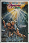 "Movie Posters:Adventure, Romancing the Stone (20th Century Fox, 1984). One Sheet (27"" X 41""). Adventure...."